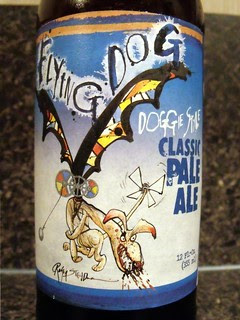 Flying Dog, Doggie Style Classic Pale Ale, USA