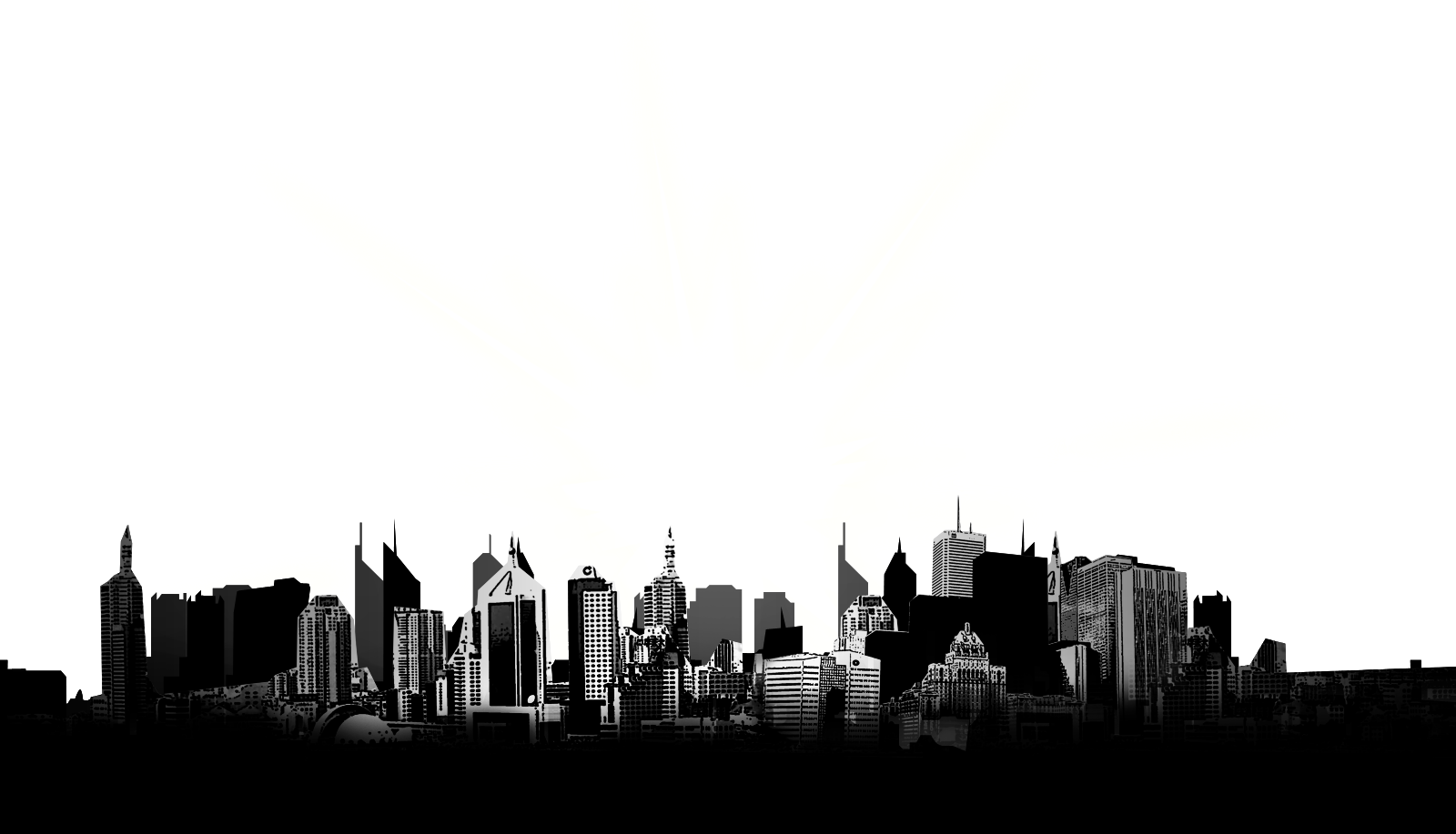 Cities: Skylines Computer file - City skyline png download ...