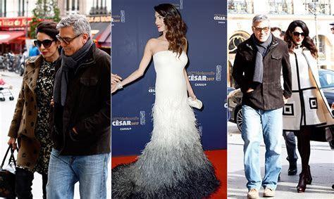 Amal Clooney?s pregnancy wardrobe   HELLO! Canada