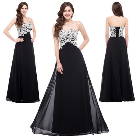 black women long bridesmaid formal evening prom dress