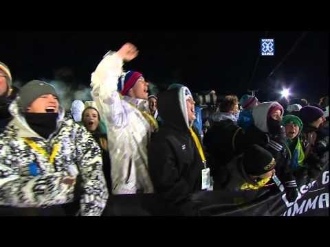 Winter X Games 2012: Primo Front Flip mai realizzato in motoslitta