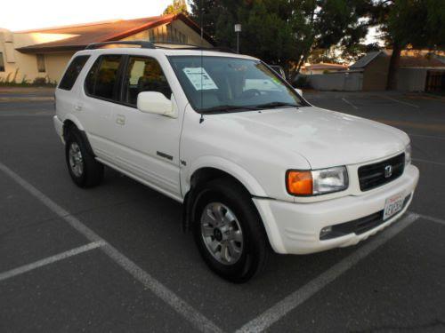 Sell used 1999 Honda Passport EX Sport Utility 4-Door 3.2L ...
