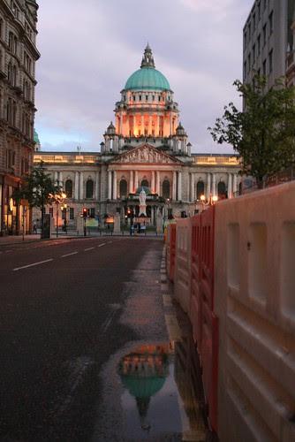 Reflected City Hall