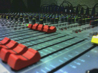 Podcast Jan 07: mixing desk