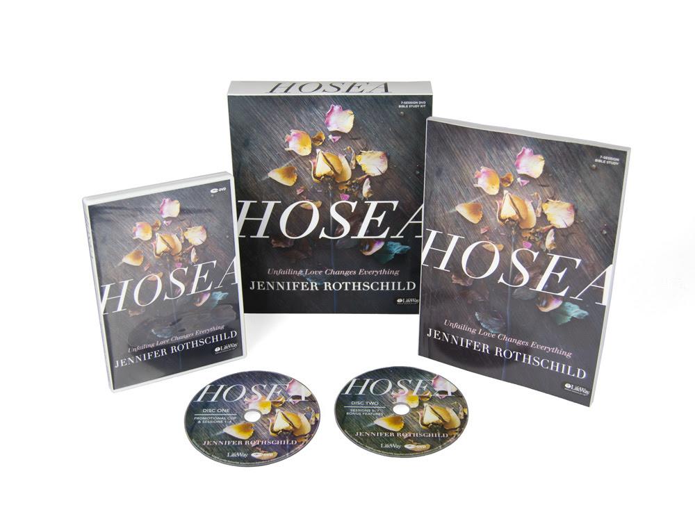 Hosea Bible Study Kit