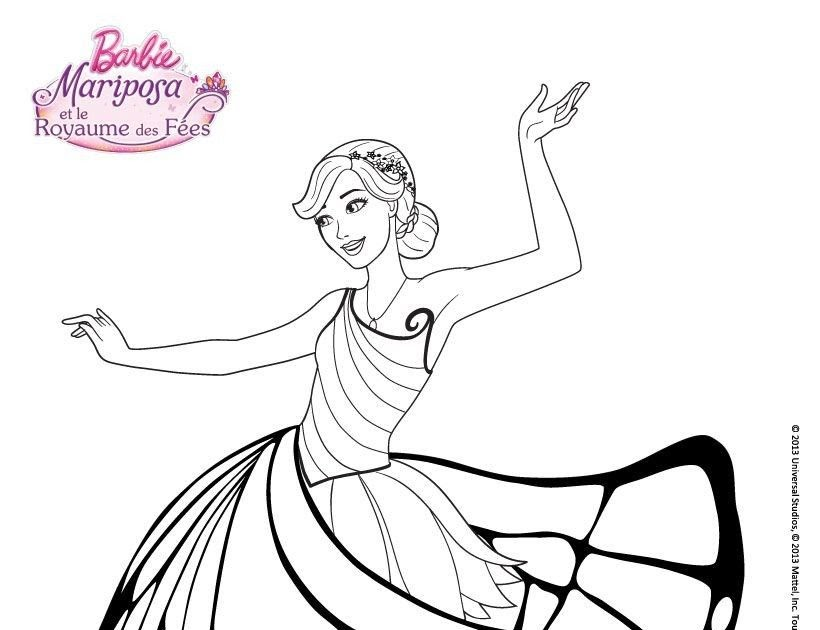 Barbie Pony Tale Coloring Pages - Coloring Pages For All Ages ... | 630x820