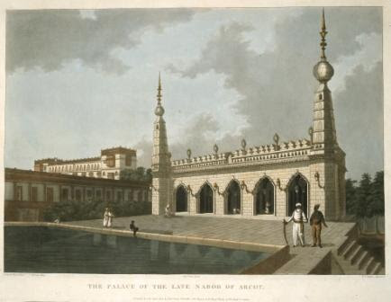 Nawab of Arcot's palace 006168