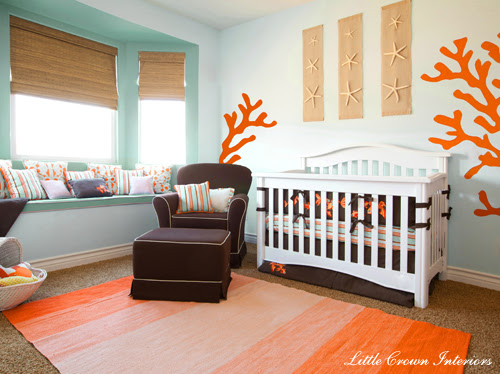 designer boys nursery