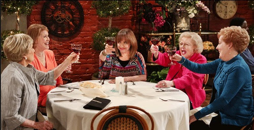 Hot in Cleveland - The Mary Tyler Moore Show Reunion