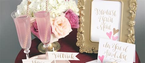 Kara's Party Ideas Pink   Red Love Themed Bridal Shower