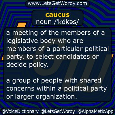 caucus 02/04/2016 GFX Definition