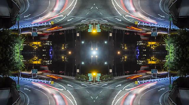 Mirror City: A Kaleidoscopic Timelapse of Chicago, San Francisco, San Diego, Vegas and L.A. timelapse San Francisco San Diego Los Angeles Las Vegas Chicago
