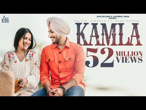 Kamla   (Full HD)   Rajvir Jawanda - Sara Gurpal -G Guri   Singhjeet   Latest Punjabi Songs