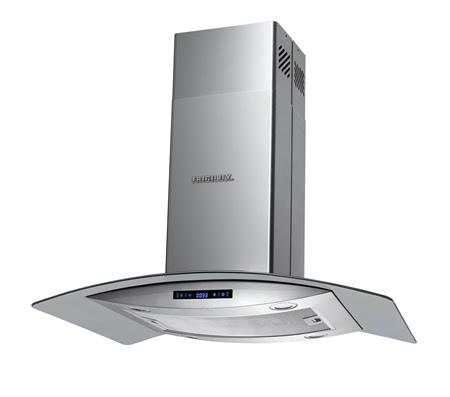 Electrodomésticos de alta tecnología: Campanas de cocina
