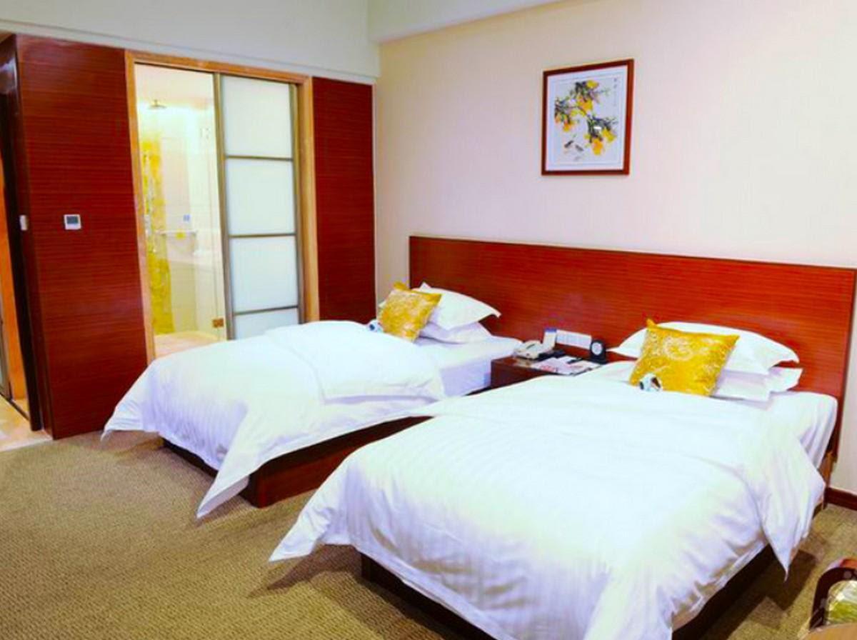 Price Jinan Xinfu Xiangyun Hotel