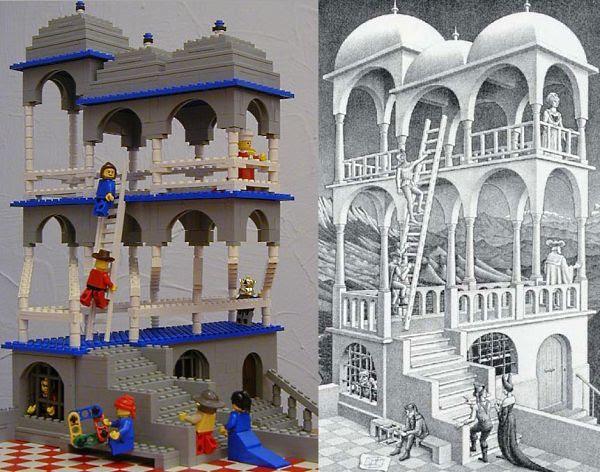 Escher Belveder