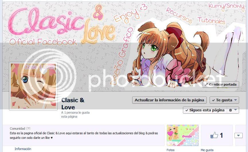 Clasic & Love Facebook