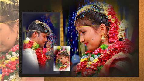 Adobe Photoshop Tutorial INDIAN WEDDING ALBUM DESIGN 12X36