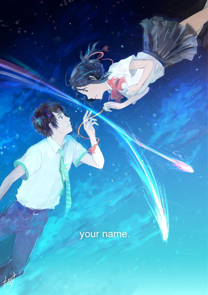 Android Your Name Anime Wallpapers Anime Wallpapers