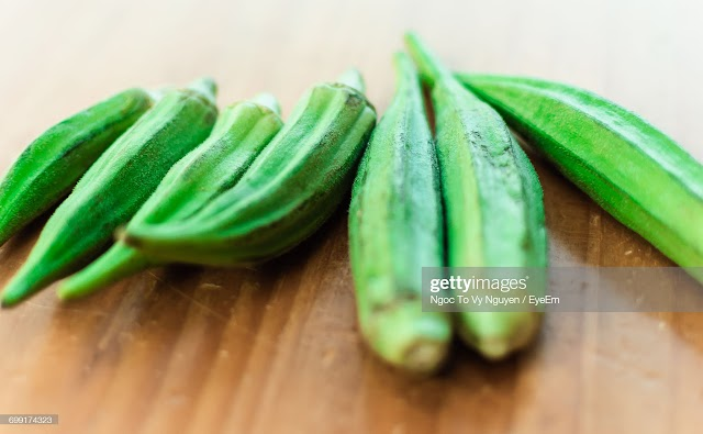 Okras Its Surprising Health Benefits :