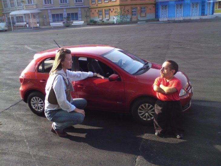 coche para personas pequeñas volkswagen