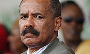 MDG : Eritrea's president Isaias Afewerki