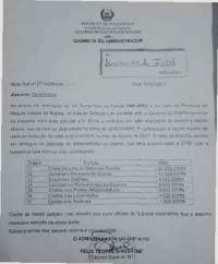 CartaDescontos_Frelimo_CanalMoz_nr1999