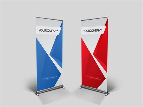 Business Roll up Banner   nex ~ Other Presentation