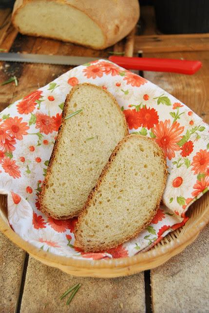 Rosemary Sourdough Bread