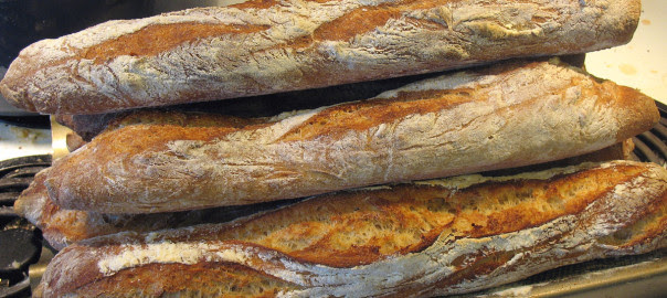 authentic french baguette | Hand Made Health