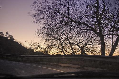 Driving Mulholland