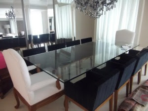 sala jantar design exclusivo