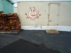 BBQ Center mascot 1
