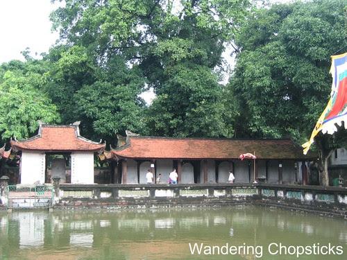 Van Mieu (Temple of Literature) - Hanoi - Vietnam 6