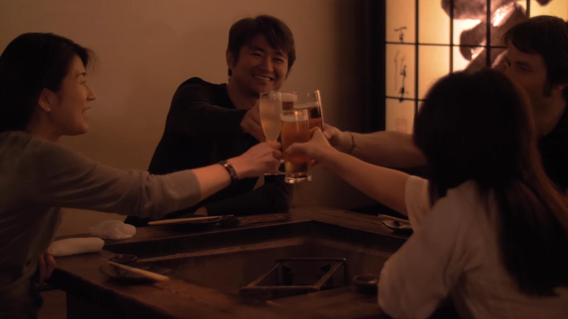 A day in the life of Rez creator Tetsuya Mizuguchi screenshot