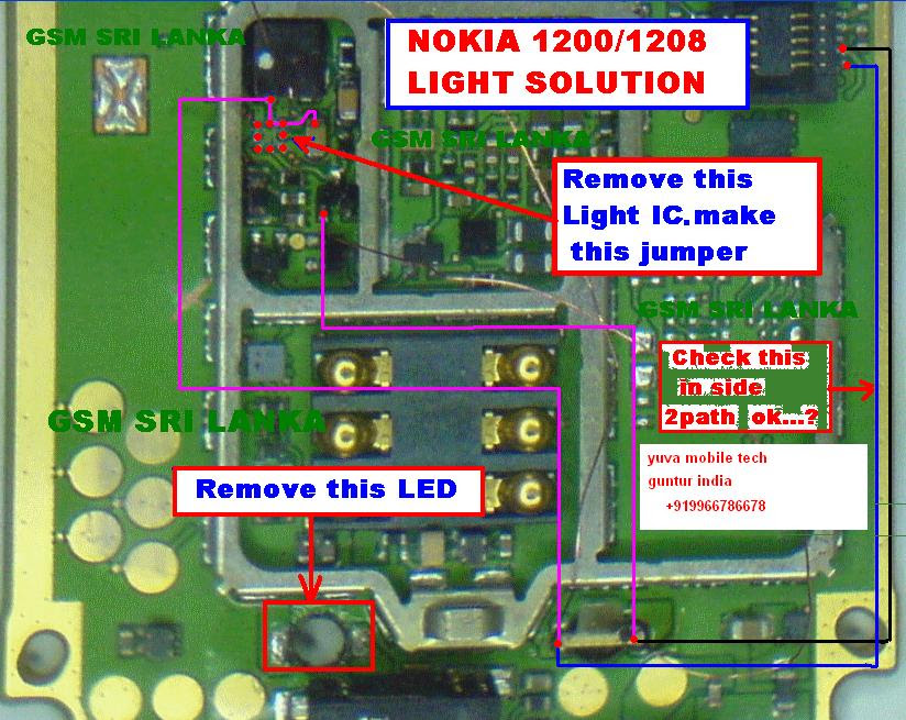Nokia 6111 Mic Problem Mic Jumpers Mic Solutions Mic Ways Mic Is Not Working.