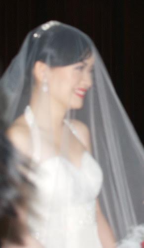 Bunny the bride