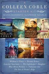 A Colleen Coble Starter Kit: Seven Romantic Suspense Novels / Digital original - eBook
