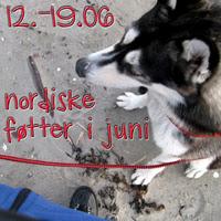 nordic feet :: nordiske føtter i juni. Har du tenkt å bli med, eller?