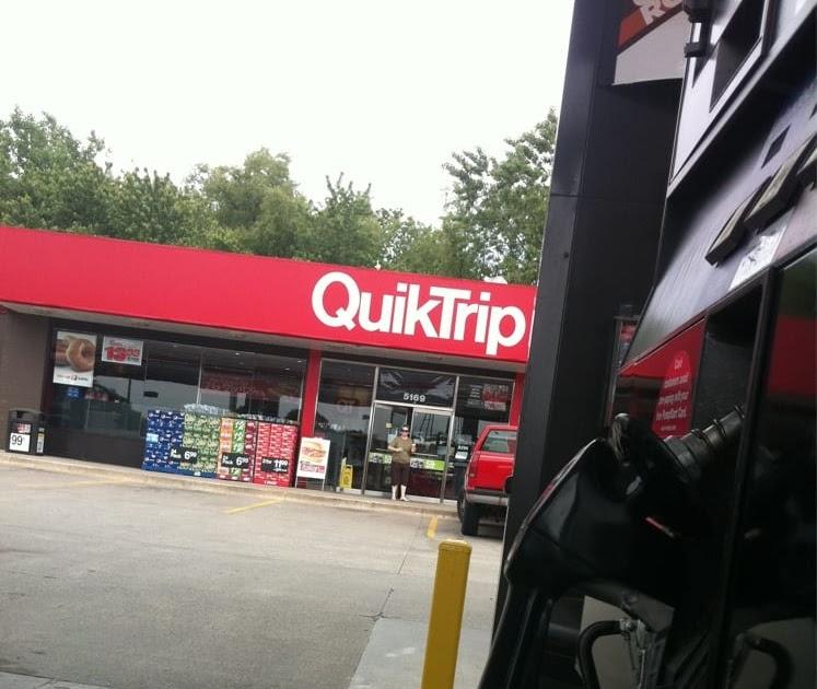 Quiktrip fuel costs near Me