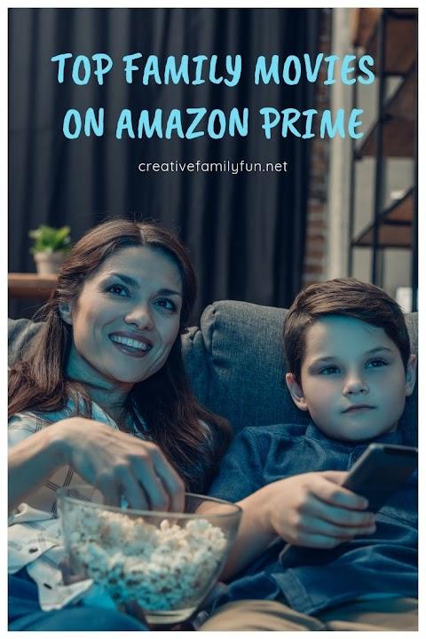 Best Family Movies On Amazon Prime