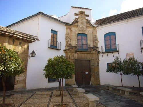 Palacio del Marqués de Viana en Córdoba, España.