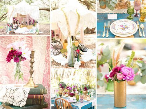 bohemian bridal shower Archives   TrueBlu