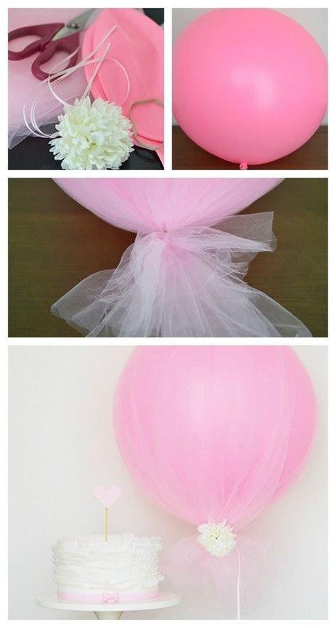 Last minute DIY balloon ideas   Fabrics, Tulle fabric and