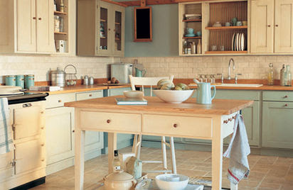 Plan & Design A Small Kitchen - Channel4 - 4Homes