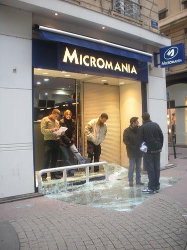 Micromania got the worst...