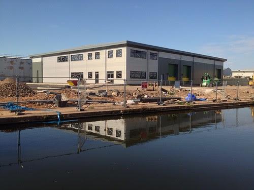 Birmingham & Fazeley Canal @Erdington