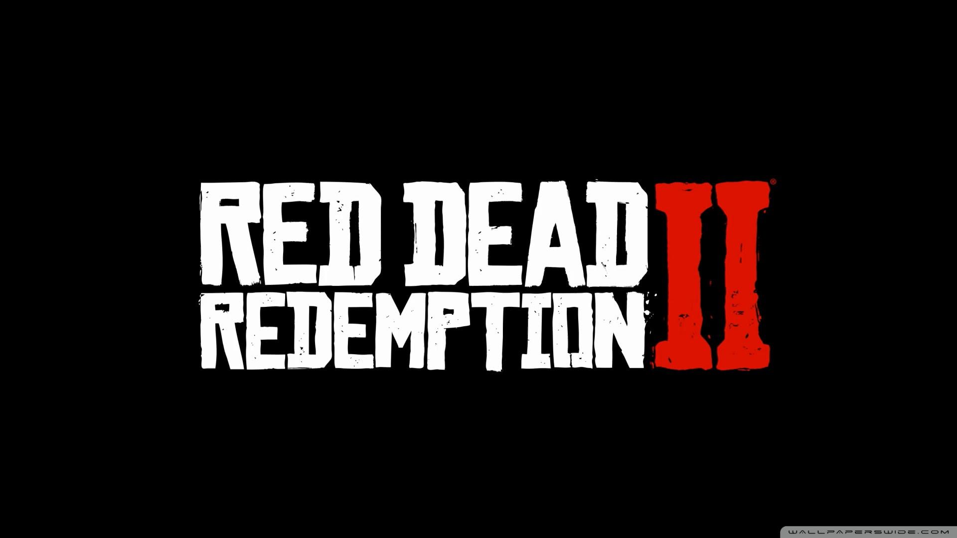 Red Dead Redemption 2 Ultra Hd Desktop Background Wallpaper For 4k