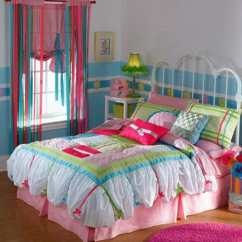 Funky Bedroom Decor: Home And Garden Today: Funky Bedroom Decorating Ideas