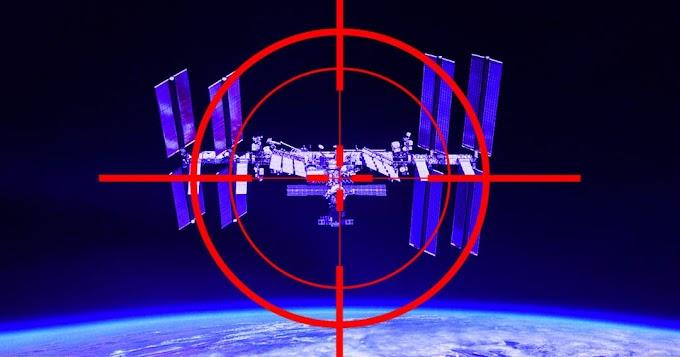 NASA está tentando descobrir como matar a Estação Espacial Internacional